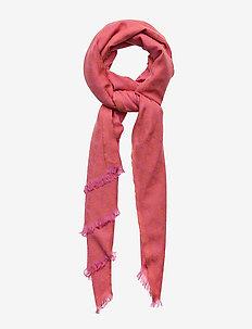 Bloom Jacquard Scarf - huivit - pink multi