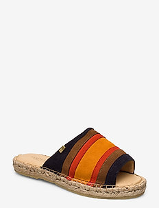 Liverly Sandals - sandales - multi stripe