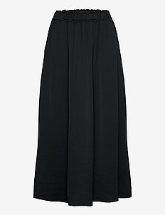 Ella Skirt - maksihame - black