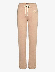 Jenna Pants - sweatpants - beige melange