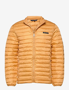 Ted Jacket - padded jackets - yellow