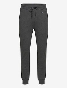 Ivan Track Pants - sweatpants - dark gray melange