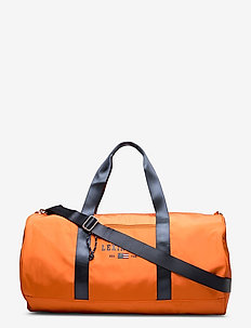 Daven Gym Bag - weekend bags - orange
