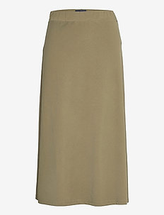 Brielle Skirt - jupes longues - green