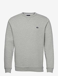 Mateo Sweatshirt - truien - light grey melange
