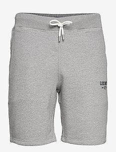 James Jersey Shorts - rennot - gray melange