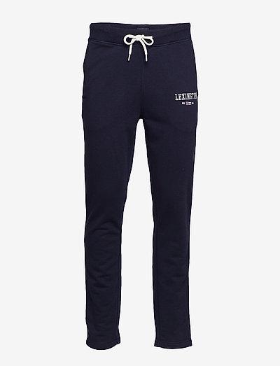 Brandon Jersey Pants - sweat pants - dark blue