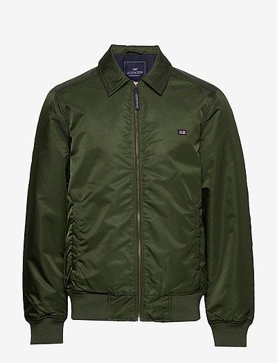 Layton Jacket - light jackets - green