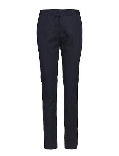Blake Narrow Leg Pants - DEEP MARINE BLUE