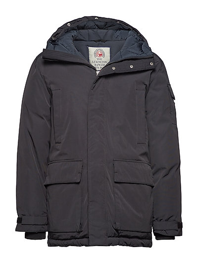 Madison Down Parka - CAVIAR BLACK