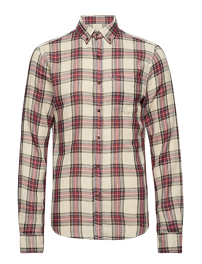 Walter Checked Shirt - MULTI CHECK