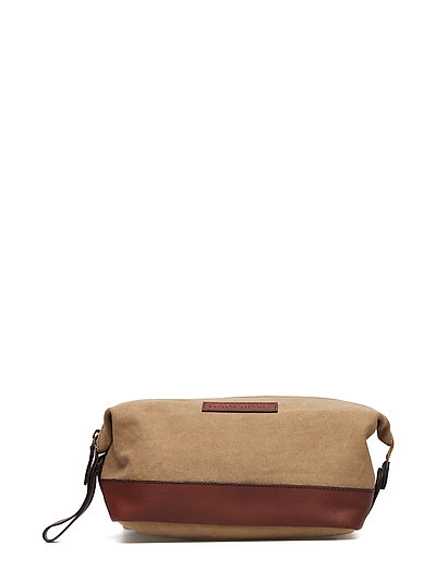 Dover Toilet Bag - BEIGE