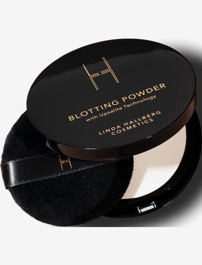 Blotting powder - puder - clear