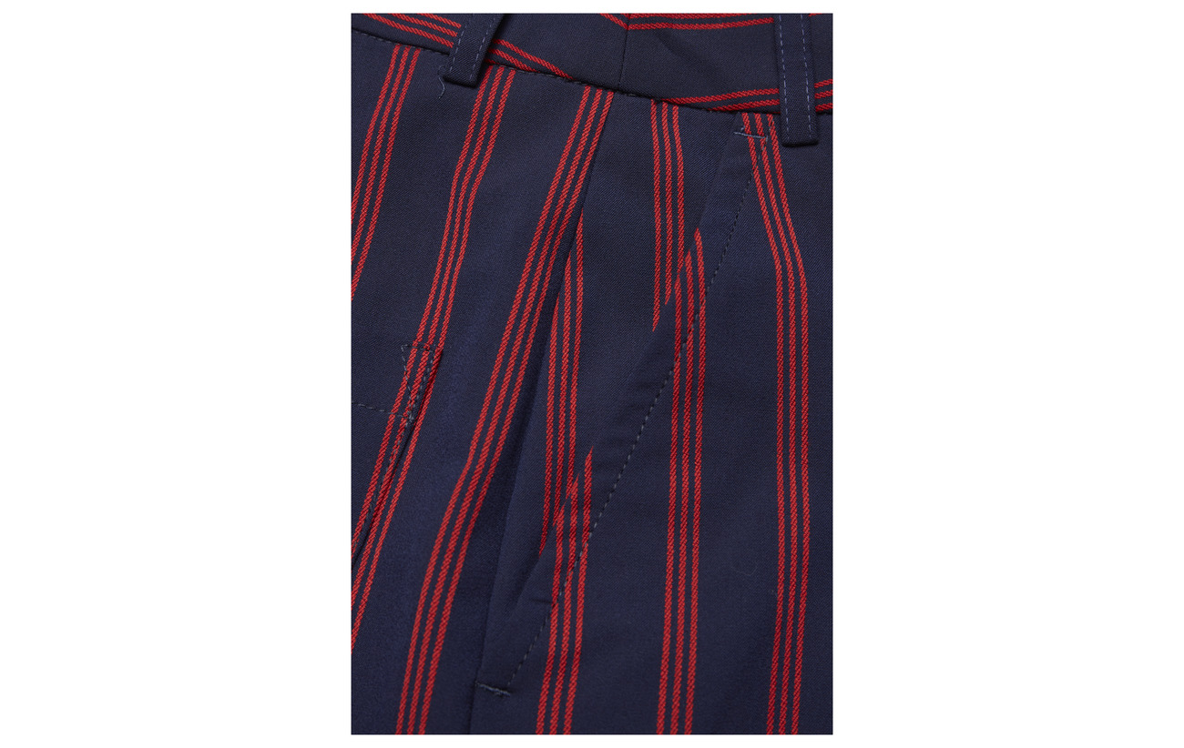 Elastane libertine Libertine Stripe 67 Element Polyester 4 Red Navy Dark 29 Viscose PXqqxdZ
