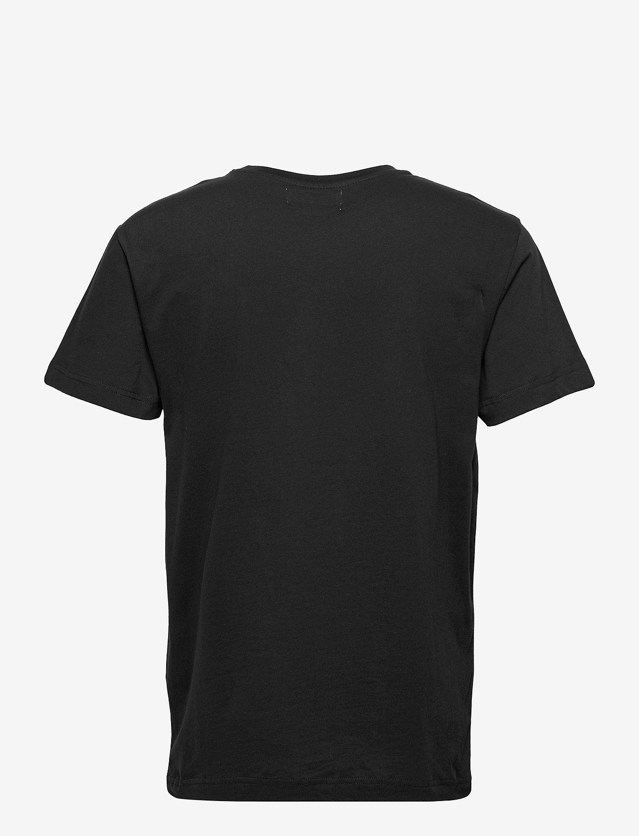 Libertine-Libertine - Beat L-L - basic t-shirts - black - 1