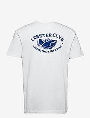 Libertine-Libertine - Beat Claw - basic t-shirts - white - 1