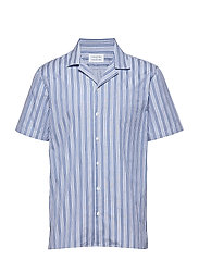 Cave S/S - ROYAL STRIPE