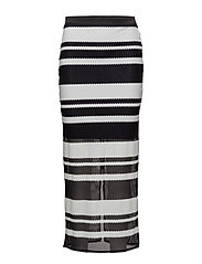 CURRENT - BLACK/WHITE STRIPE