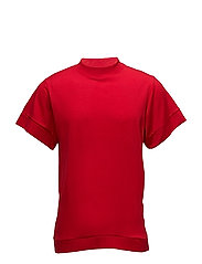 Triumph Tee - APPLE RED