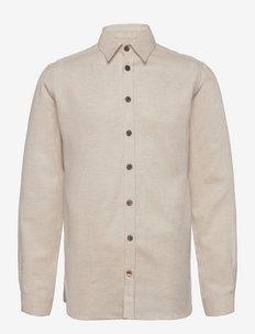 Babylon - oxford-skjortor - off white