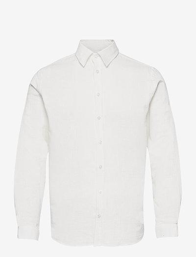 Babylon - chemises de lin - off white