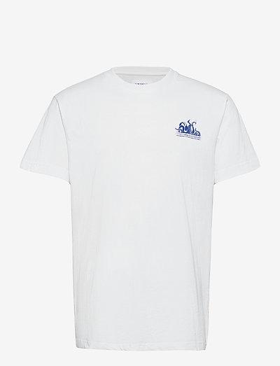 Beat Sunset Pulpo - t-shirts basiques - white