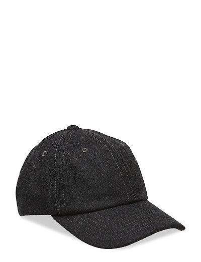 Cap - Wool - GREY MELANGE