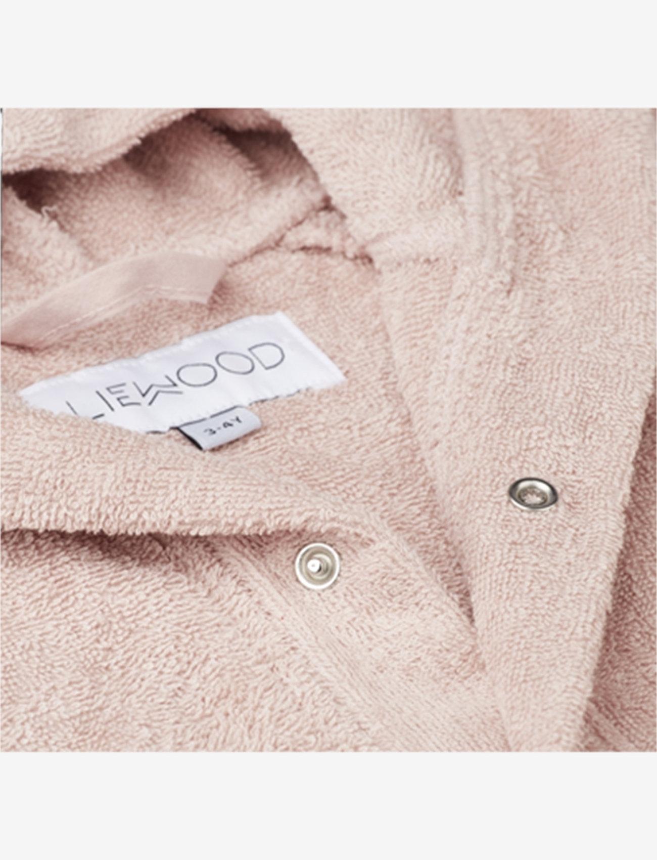Liewood - Lily bathrobe - szlafroki - cat rose - 1
