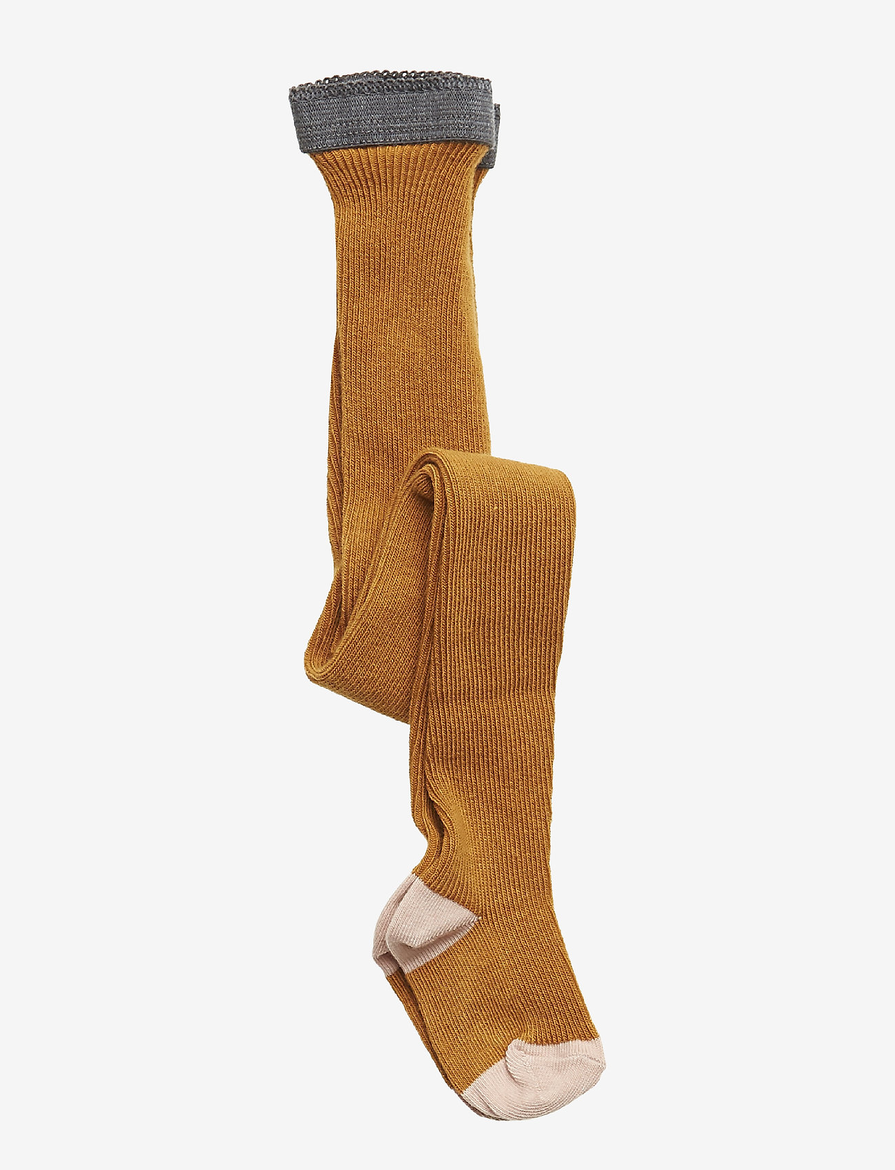 Liewood - Linea stockings - rajstopy - mustard - 0