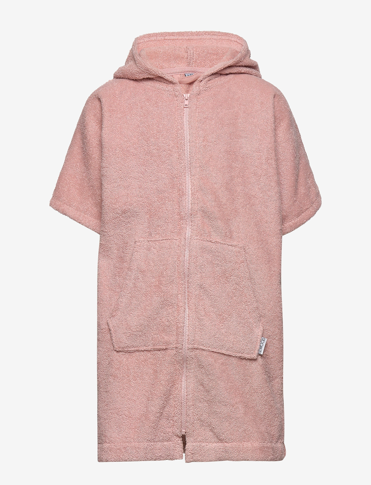 Liewood - Lela cape - bathrobes - rabbit rose - 0