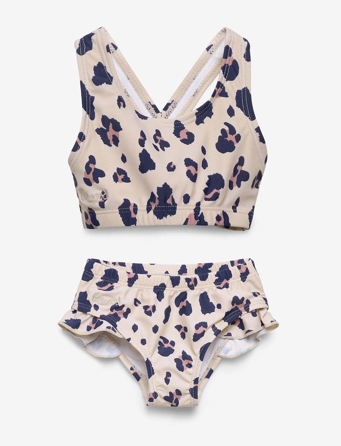 Liewood - Juliet bikini - bikinis - leo beige beauty - 0