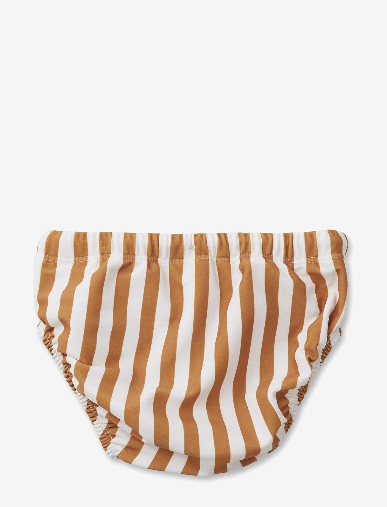 Liewood - Frej baby boy swim pants - stroje kąpielowe - stripe - 1