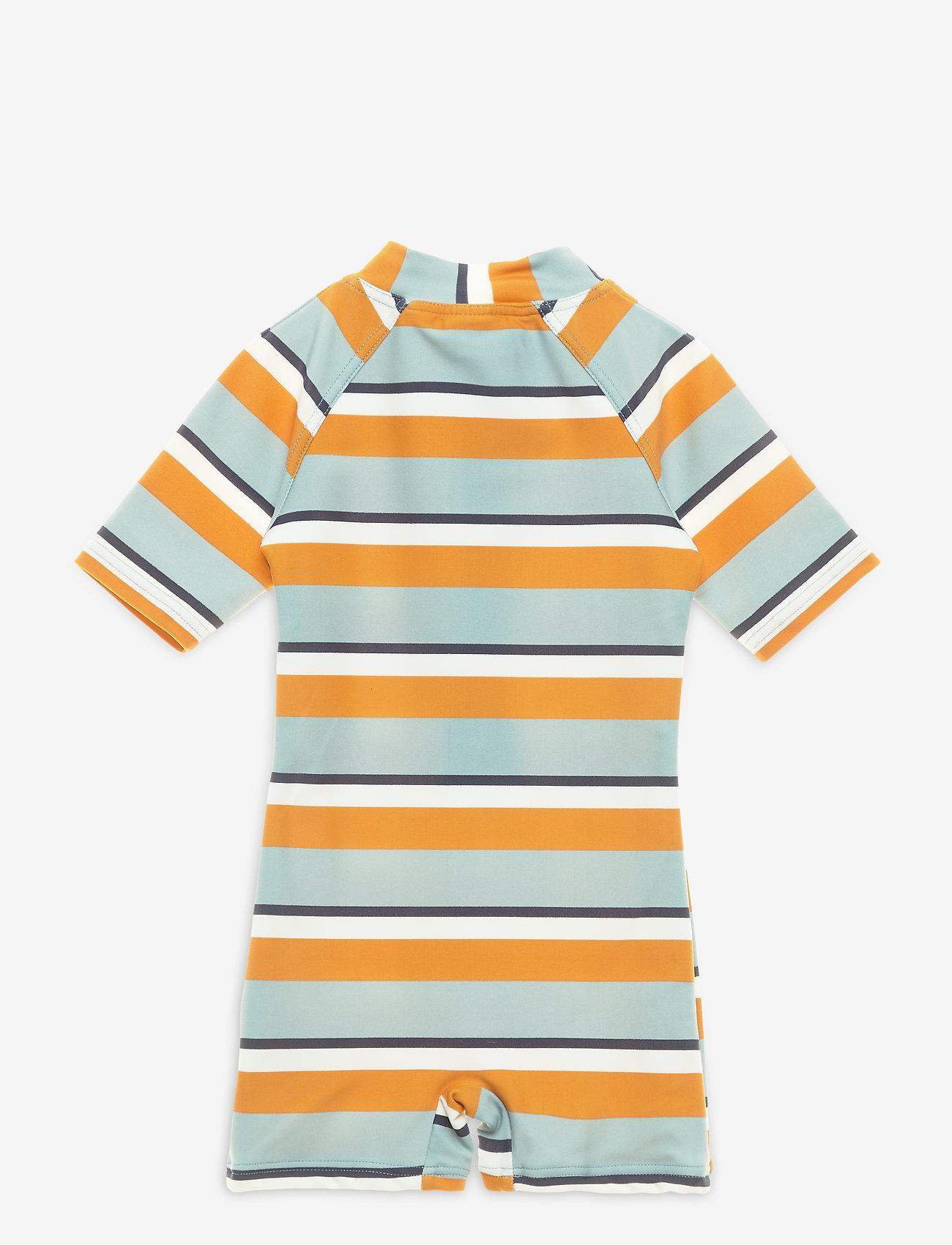 Liewood - Max Swim jumpsuit - jednoczęściowe - stripe - 1
