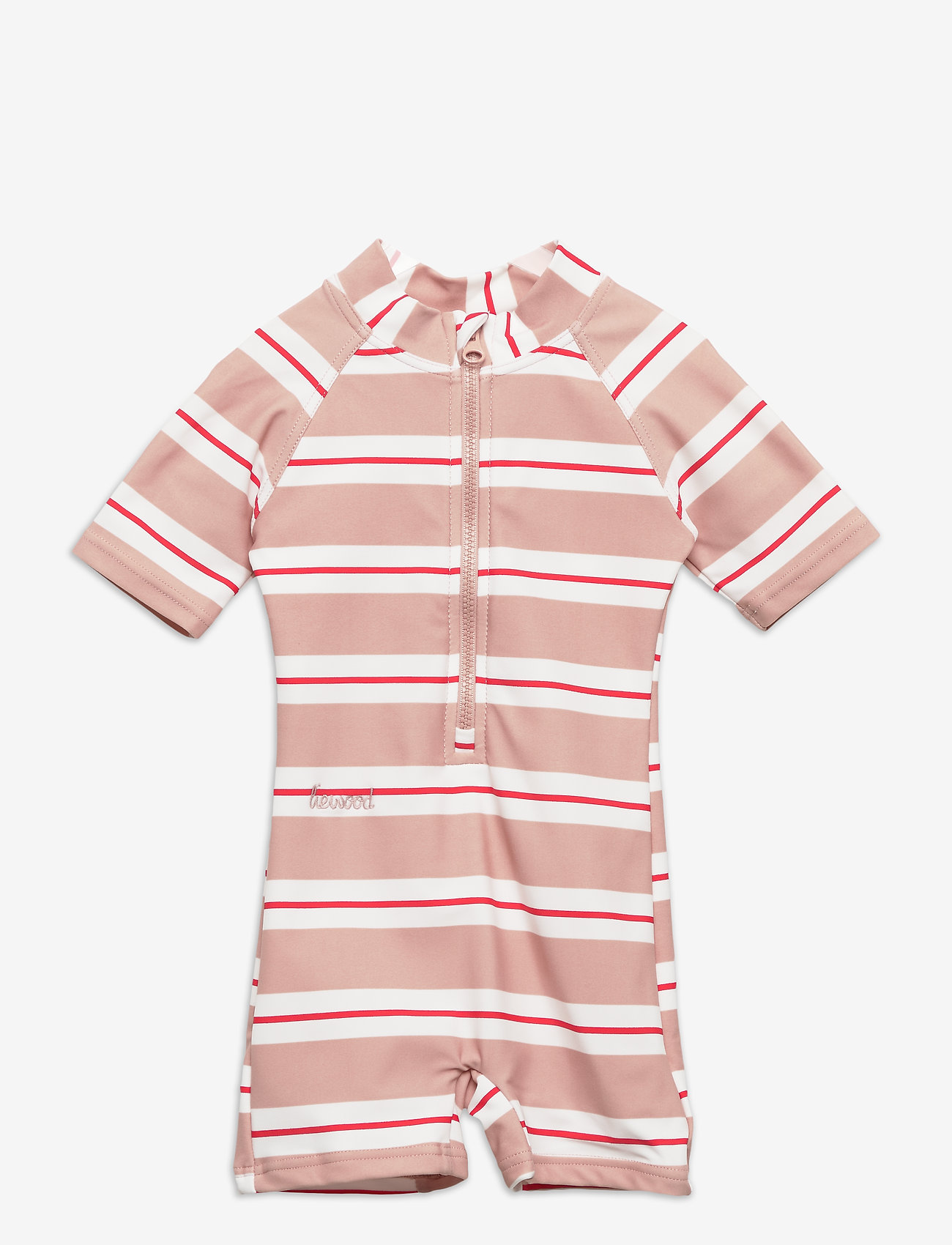Liewood - Max Swim jumpsuit - swimsuits - stripe - 0