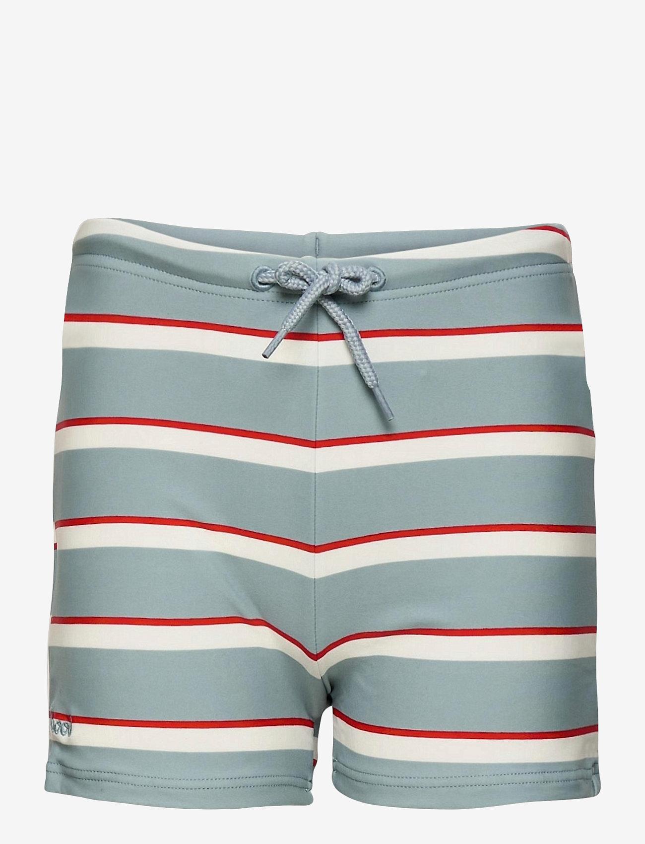Liewood - Otto swim pants - spodenki - stripe - 0