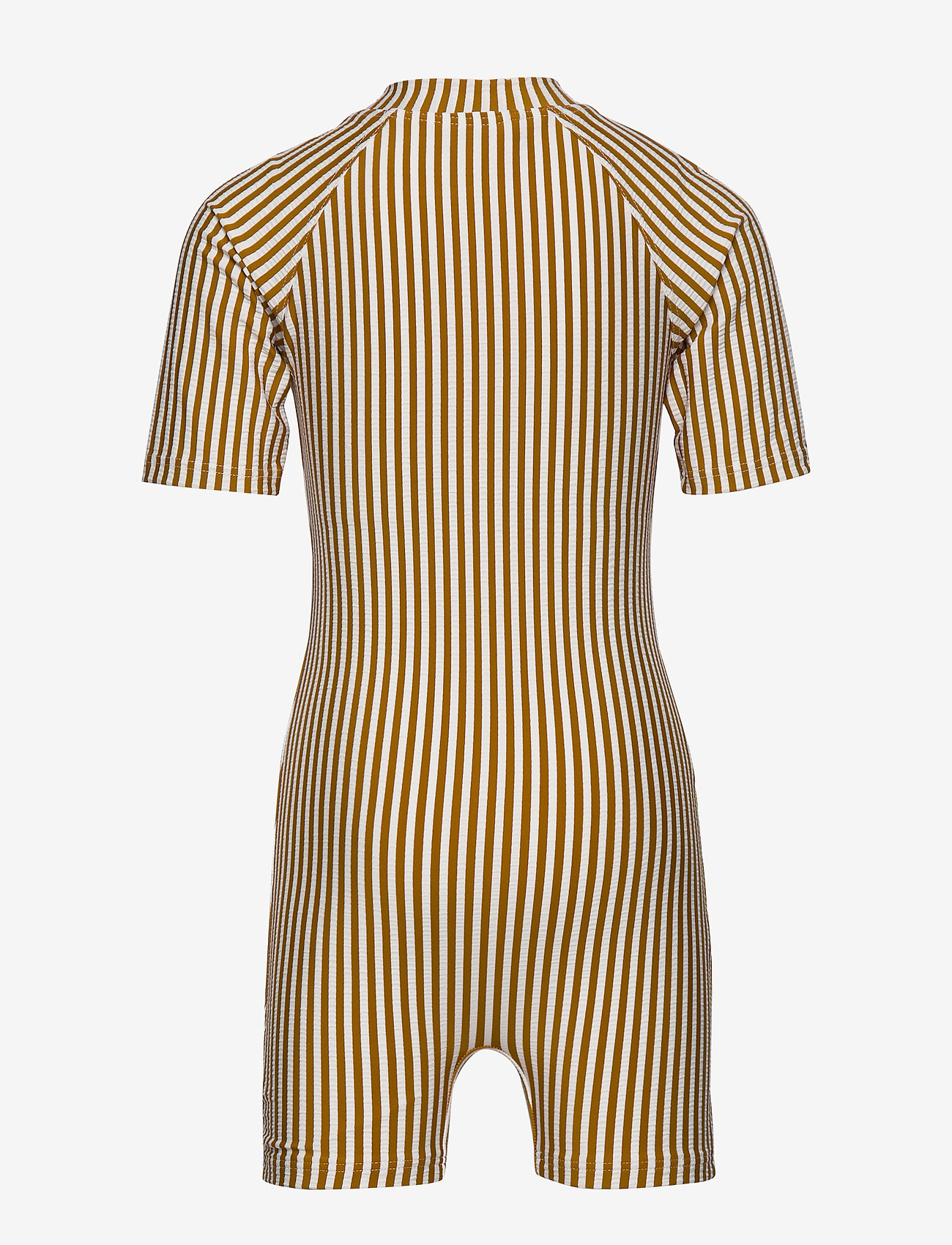 Liewood - Max Swim jumpsuit seersucker - stroje kąpielowe uv - y/d stripe - 1