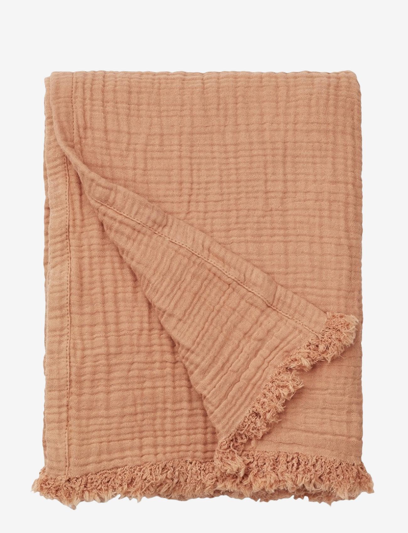 Liewood - Magda muslin blanket - tuscany rose - 0