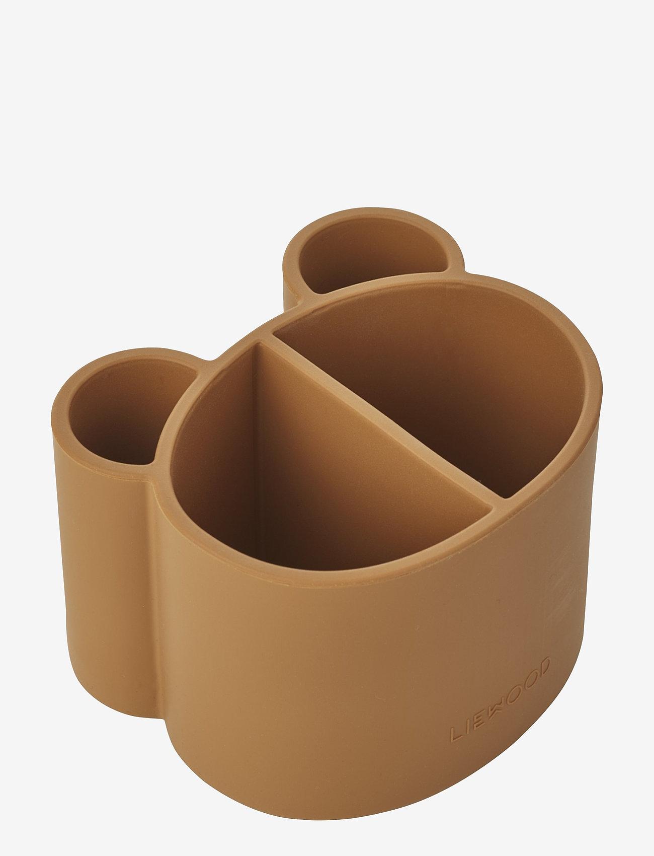 Liewood - Sandra multi holder - przechowywanie - mustard - 0