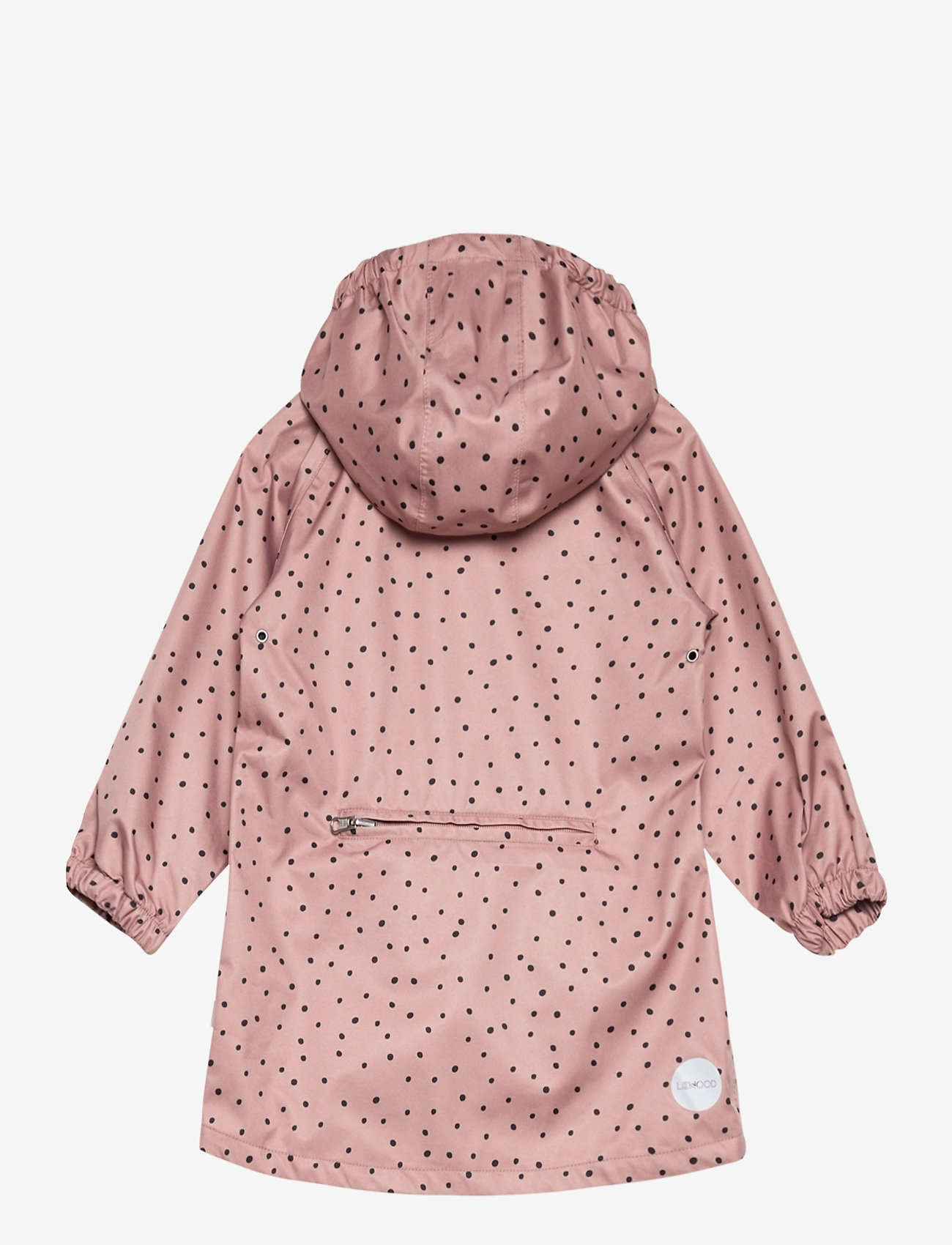 Liewood - Spencer long raincoat - jassen - confetti rose - 1