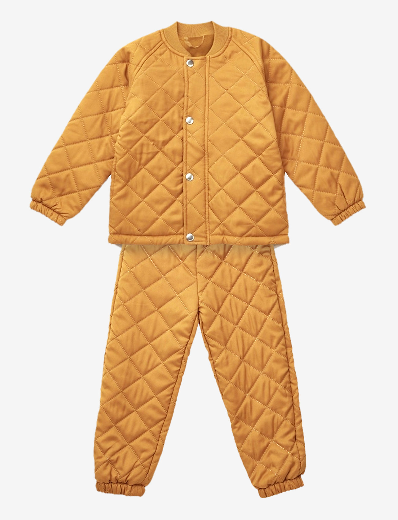 Liewood - Luna thermo set - overall - mustard - 1