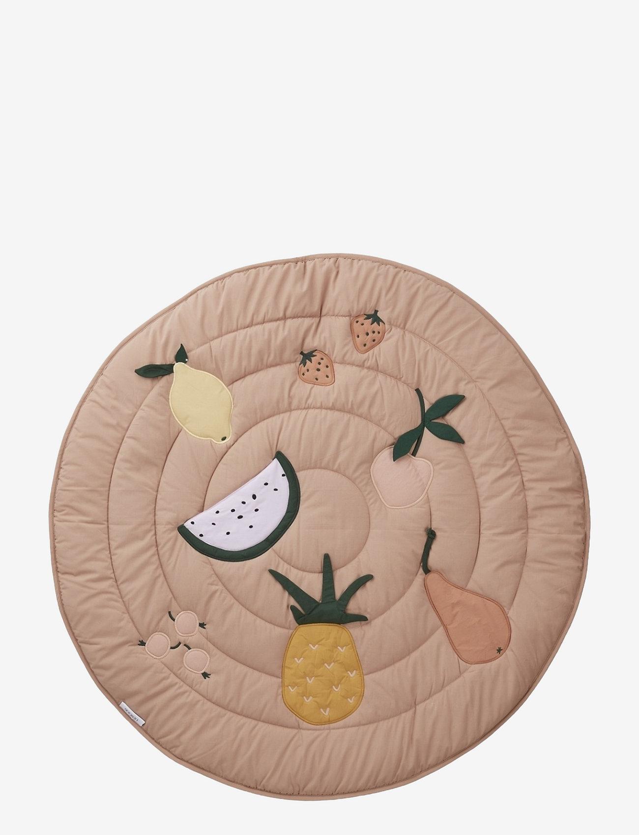 Liewood - Gitta activity blanket - tapis de jeu - fruit pale tuscany - 0