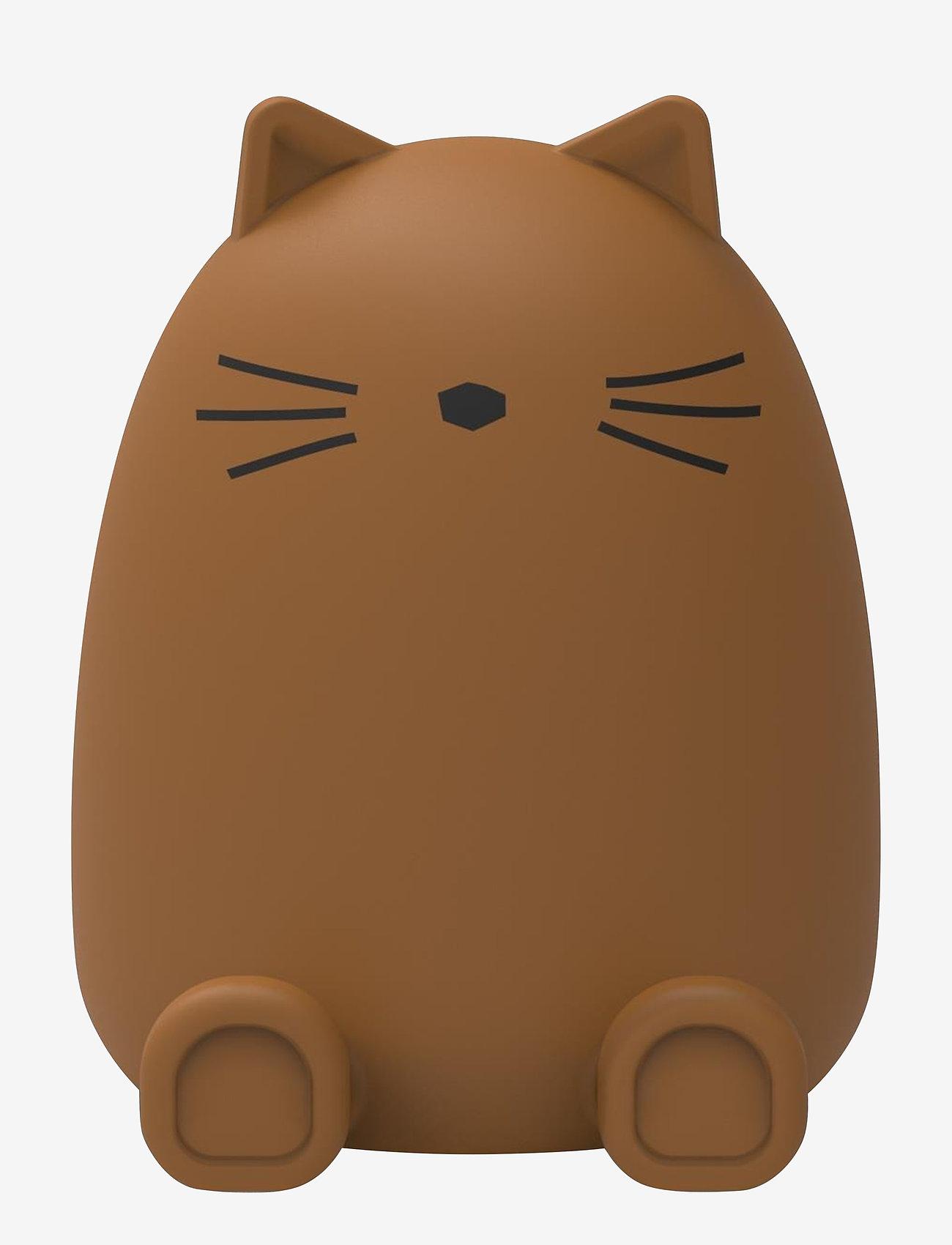 Liewood - Palma money bank - przechowywanie - cat mustard - 0
