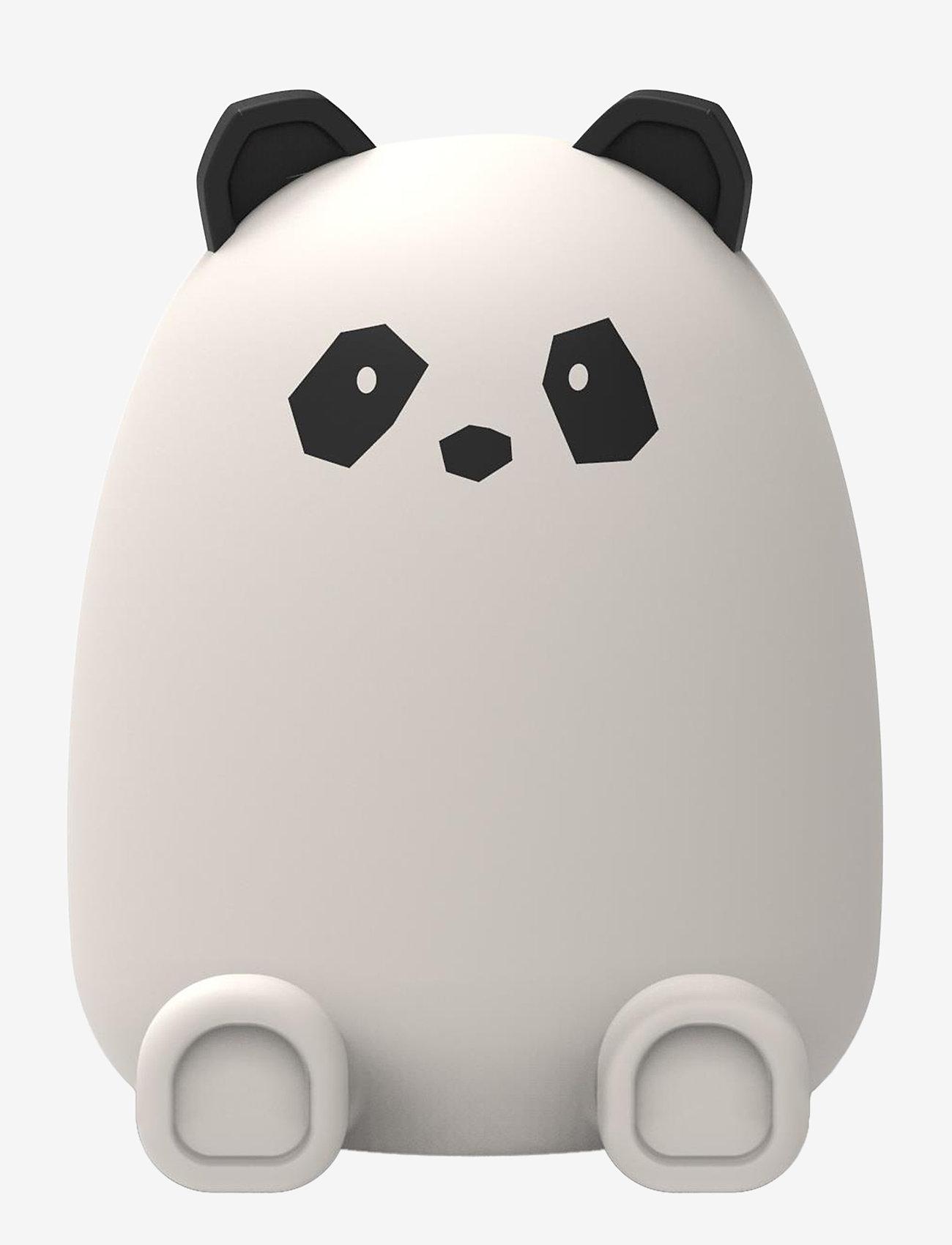Liewood - Palma money bank - przechowywanie - panda creme de la creme - 0