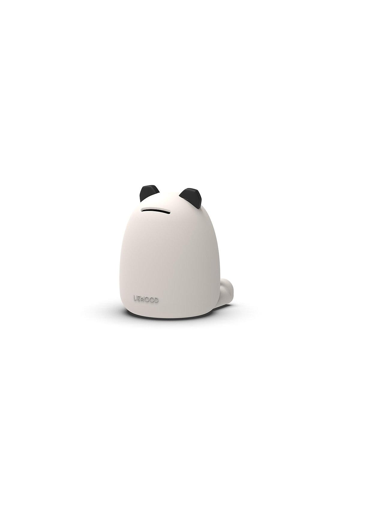 Liewood - Palma money bank - przechowywanie - panda creme de la creme - 1