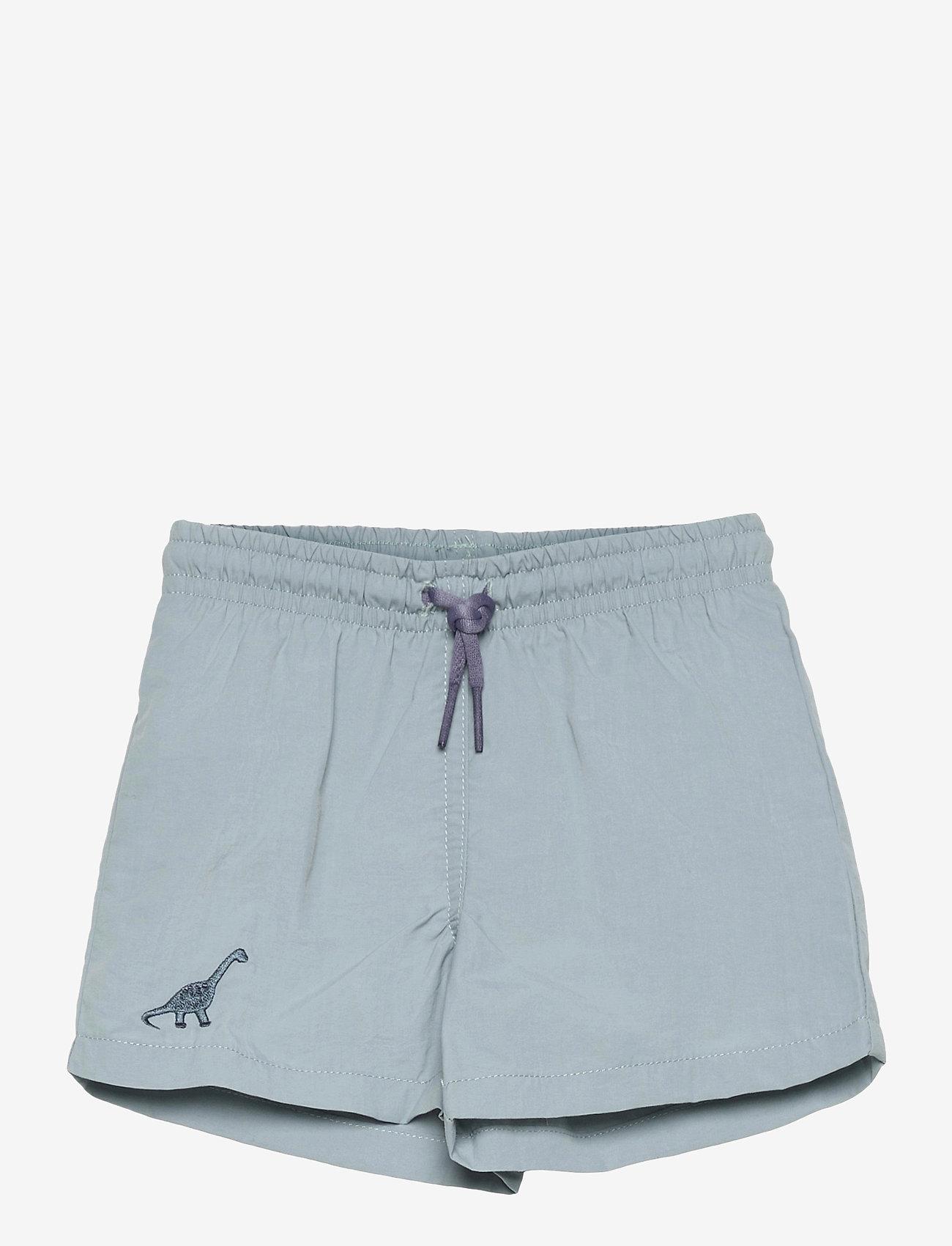 Liewood - Duke board shorts - badehosen - sea blue - 0