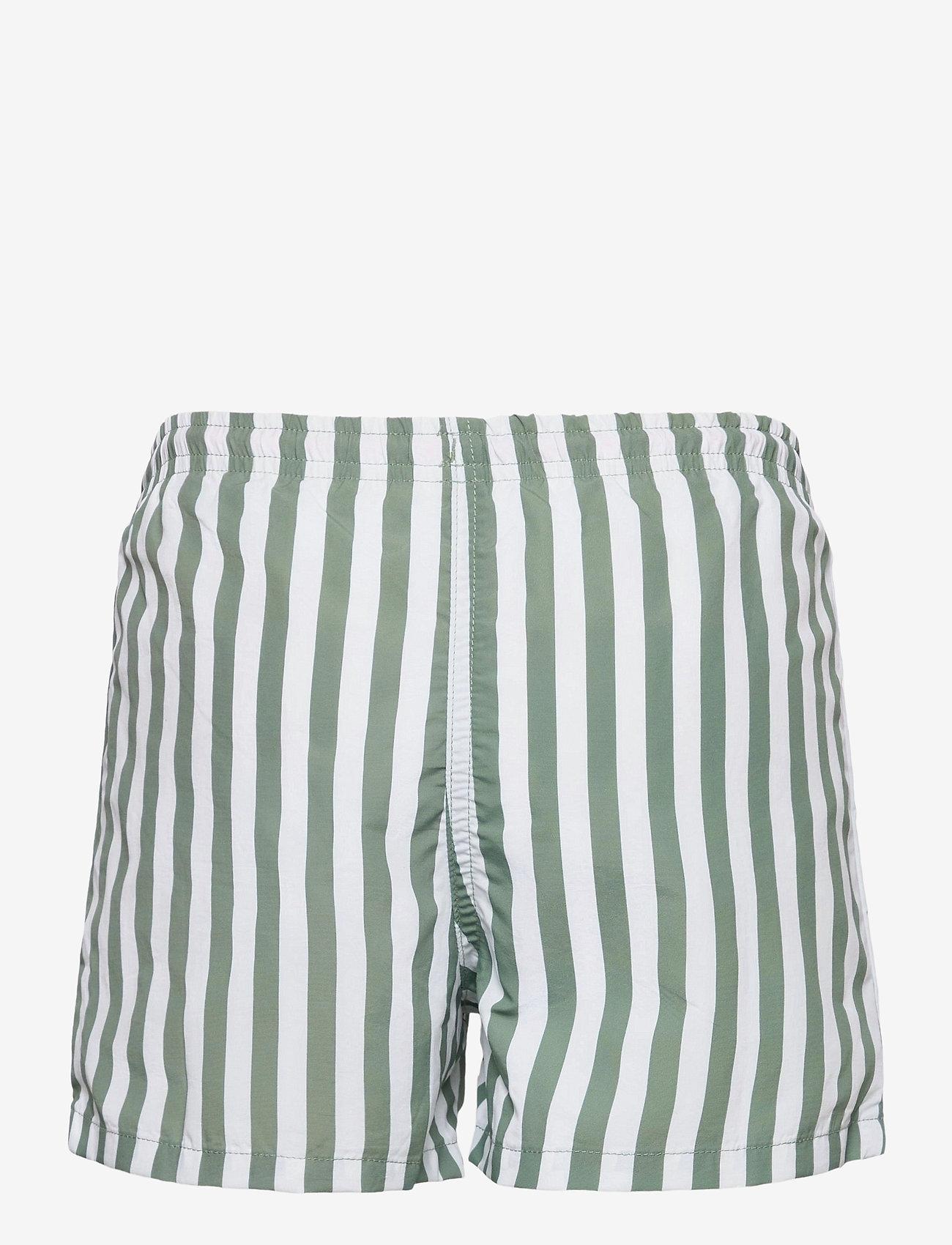 Liewood - Duke board shorts - badehosen - stripe - 1
