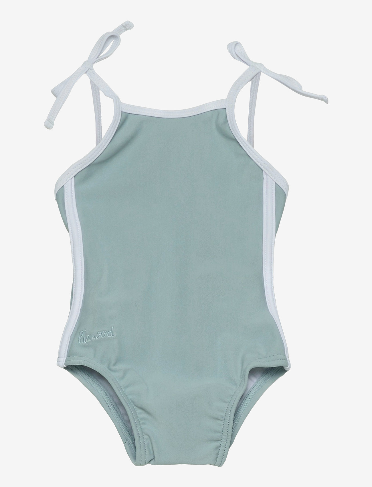 Liewood - Gigi swimsuit - swimsuits - sea blue - 0