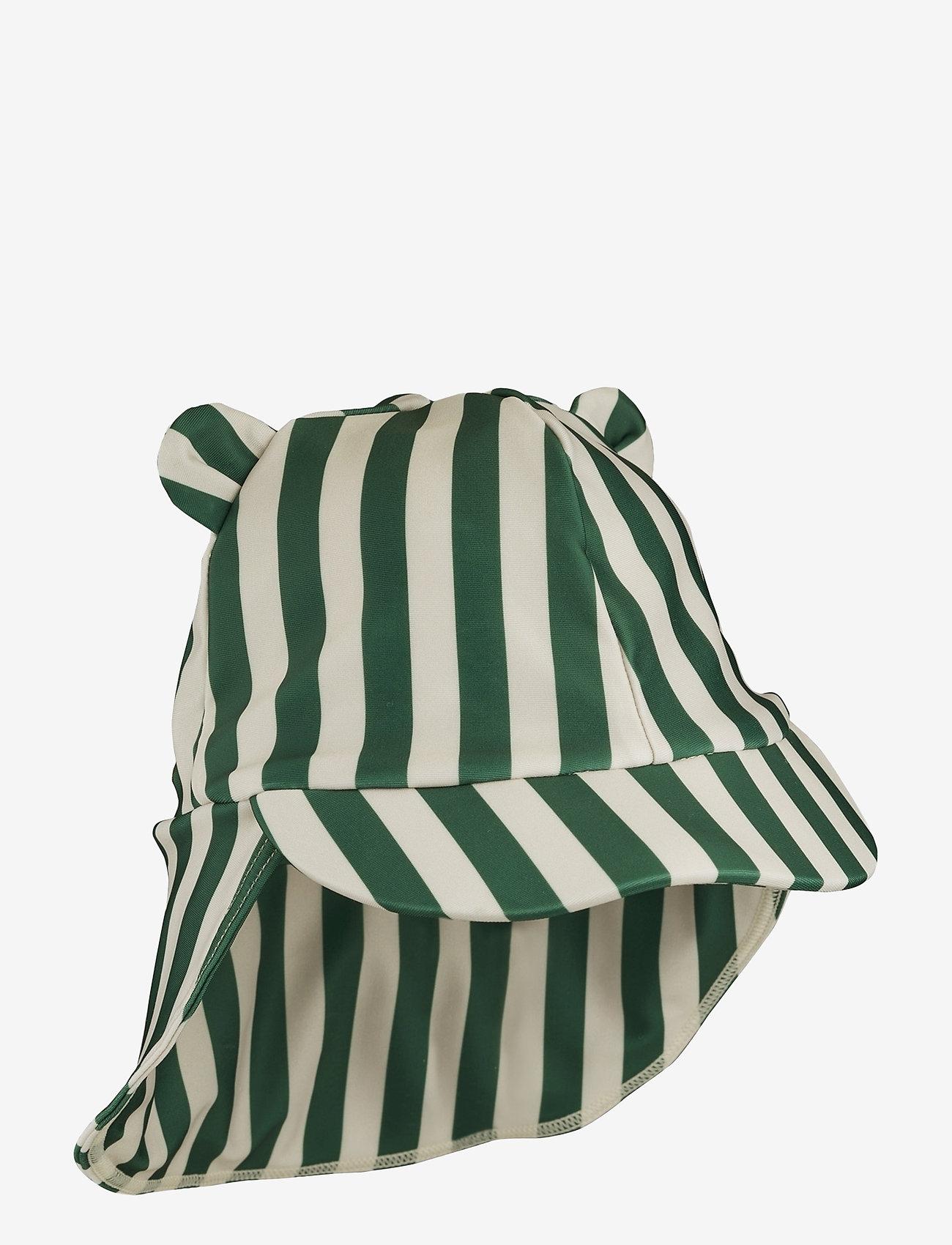 Liewood - Senia sun hat - solhat - stripe - 0
