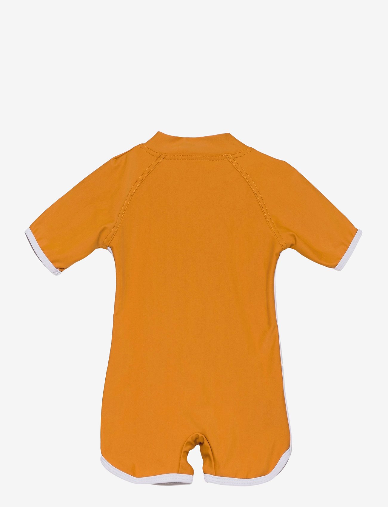 Liewood - Triton swim jumpsuit - jednoczęściowe - mustard - 1