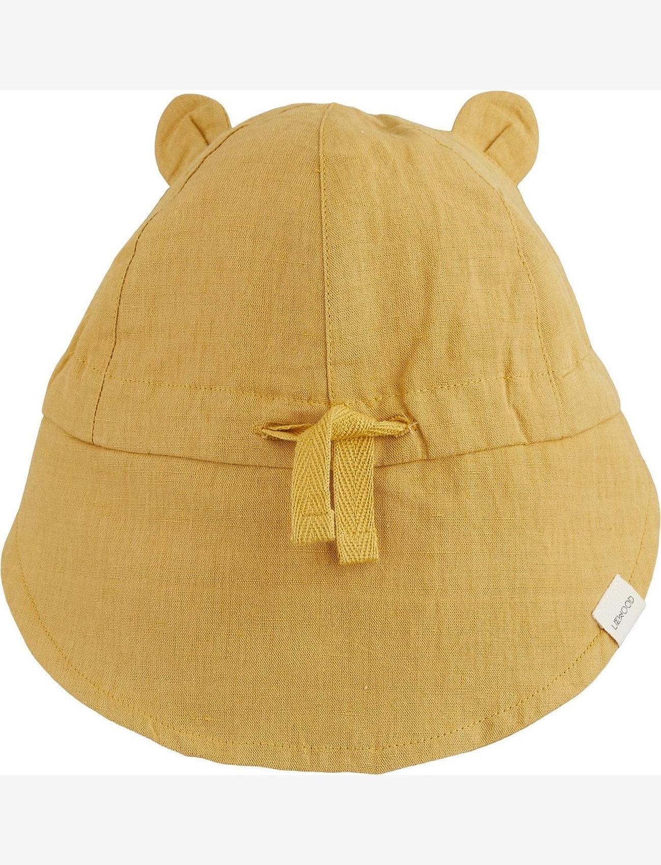 Liewood - Eric sun hat - solhat - yellow mellow - 1